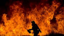 """""""Wir konnten hören, wie das Feuer knisterte"""""""