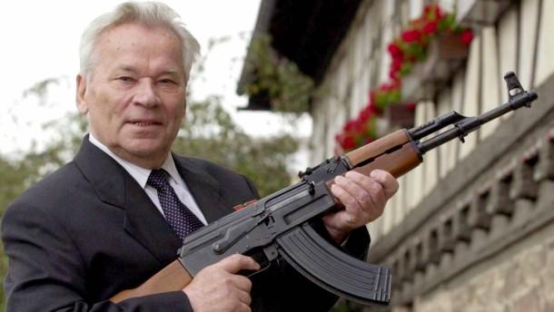 Die beliebteste Waffe in Amerika ist russisch