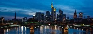 Finanzplatz Frankfurt: Keine globale Dimension