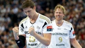 THW Kiel entzaubert die Rhein-Neckar Löwen