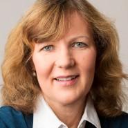 """Ursula Kals - Portraitaufnahme für das Blaue Buch """"Die Redaktion stellt sich vor"""" der Frankfurter Allgemeinen Zeitung"""