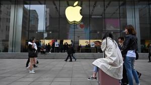 Warum Apple seine Produktion aus China abziehen könnte