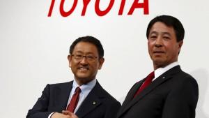 Toyota und Mazda vereinbaren Kooperation