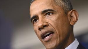 Obama prüft mehr Einsatz im Irak und in Syrien