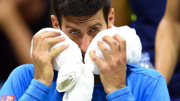 Wawrinka kennt mit Djokovic keine Gnade