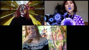 Im Videochat geht die Welt der sozialen Kontakte weiter