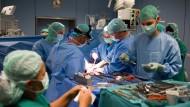 Wie könnte eine Organspende-Kette funktionieren?