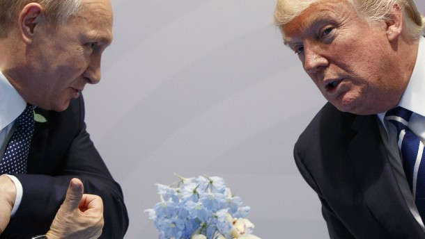 Wie die Republikaner zur Partei Putins wurden