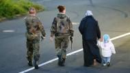 EU rügt laschen Umgang mit abgelehnten Asylbewerbern