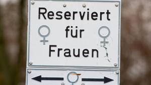 Sind Frauenparkplätze diskriminierend?