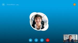 Skype wird jetzt amerikanisch