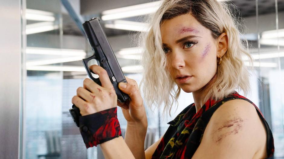Vanessa Kirby rettet die Welt.
