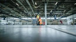 Berliner Corona-Krankenhaus soll im April einsatzbereit sein