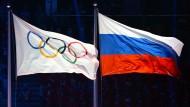 Kein Komplett-Ausschluss für russisches Olympia-Team