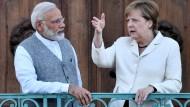 Indien wirbt um deutsche Investoren