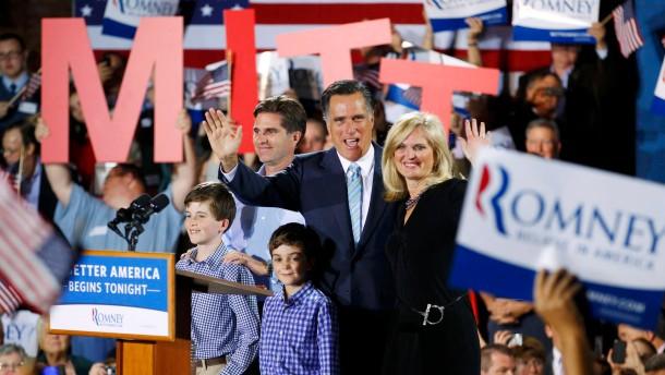 Reagans Fragen, Romneys Antworten