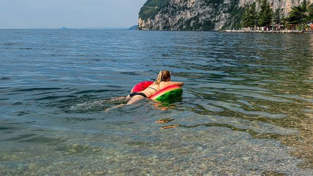 Übernachtungszahlen in Italien stark gestiegen