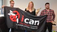 Anti-Atomwaffenorganisation Ican erhält Friedensnobelpreis