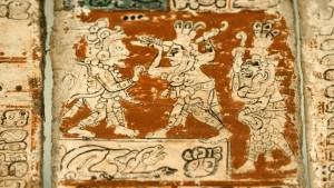 Der Codex rührt den Maya zu Tränen