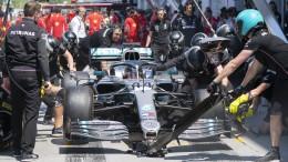 Wie die Formel 1 maschinelles Lernen nutzt