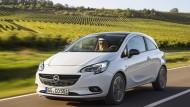 Vorfahrt im Netz: Opel Corsa.