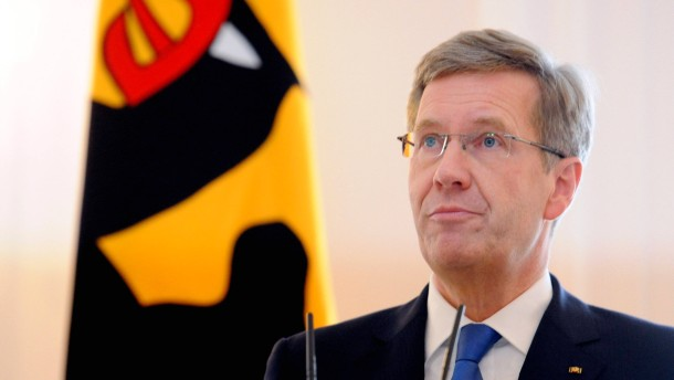 Christian Wulff erhält Ehrensold