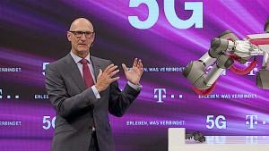 Telekom-Chef warnt vor Verkauf der Staatsbeteiligung