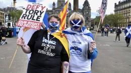 Debatte um Unabhängigkeit dominiert Parlamentswahl