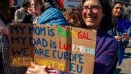 Wo fühlen sich junge Europäer zuhause? Und was erwarten sie von der EU?
