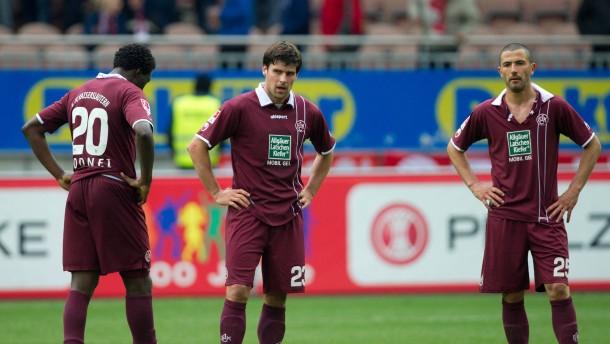 Kaiserslautern ist reif für die zweite Liga