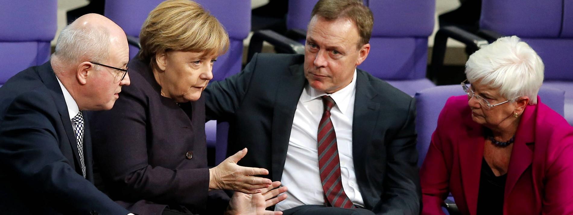 Politiker vom Schlage Oppermanns
