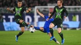 Wolfsburg bleibt weiter ungeschlagen