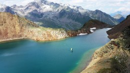 Abenteuer auf dem höchstgelegenen See Österreichs