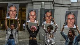 FBI untersucht Tod von Epstein