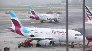 Eurowings streicht 170 Flüge