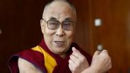 Möchte dort wiedergeboren werden, wo er etwas Sinnvolles tun kann: Der Dalai Lama.