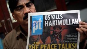 Tötete Amerika den Friedensprozess?