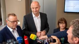 In Brandenburg soll Kenia-Koalition kommen