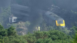 Mehrere Tote nach Zugunglück in Schottland