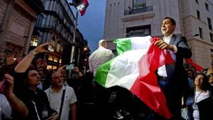 Italienisches Endspiel um Europa
