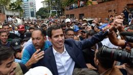 Guaidó bietet Maduro die Stirn