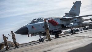 Bundesregierung beendet Tornado-Aufklärungseinsatz
