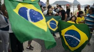 Brasilianische Zentralbank senkt Zinsen auf Rekordtief