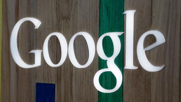 Google bekommt fallende Werbepreise zu spüren
