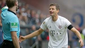 Bayern München erlebt Jahrzehnt-Debakel