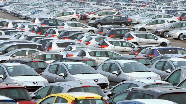 Die Deutschen wollen noch weniger neue Autos