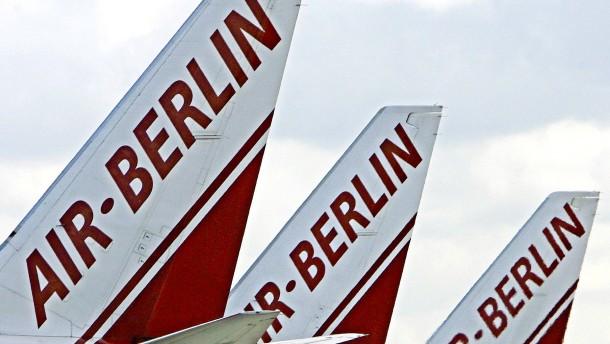 Staat und Kunden verlieren Millionen durch Air Berlin