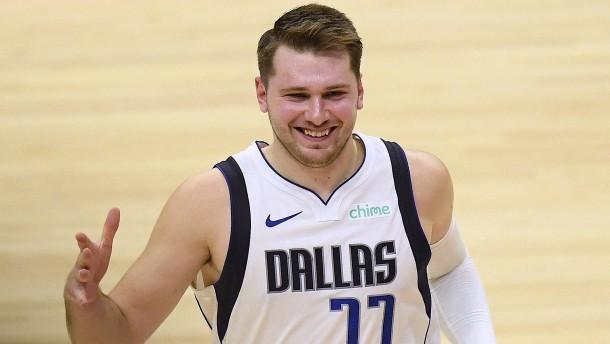 NBA-Star Doncic verlängert bei Dallas Mavericks