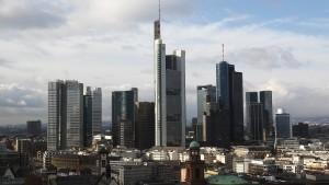Deutsche Banken zahlen weniger Boni