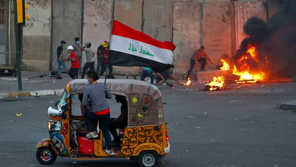 Über 300 Tote bei Protestwelle